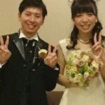 結婚の二人