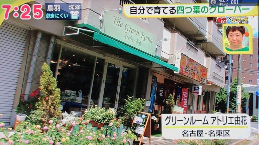 グリーンルーム名東区花屋