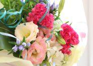 フラワーアレンジメント花束の注文|真夏のブーケアップ