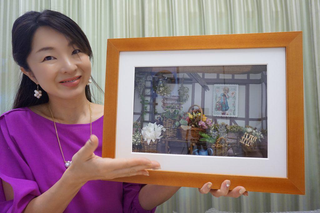 レカンフラワーコンテスト 受賞作品 「街の花屋さんTheGreenRoom」