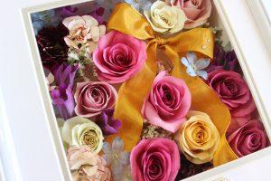 花のボックス