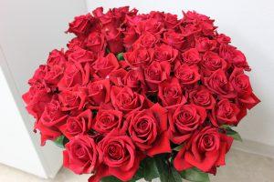 モダンウッド|プロポーズの赤バラ花束が押し花で永遠に残せます|持ち込み時