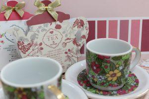 スリランカ発の本格紅茶☆ムレスナティー紅茶とカップ