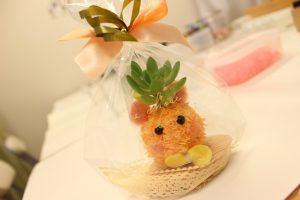 モスビー☆鈴鹿の森から妖精がやってきましたよ~☆|ラッピングオレンジモスビー