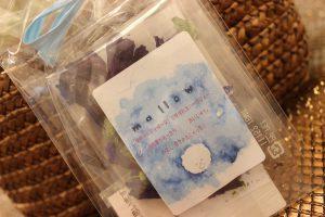 青いハーブティー☆大変希少な国産無農薬紅茶入荷|マロウティ