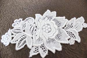 ブログ|美しい刺繡のレース★沢山揃っています花アップ