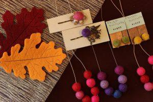 紅葉の秋☆かわいい秋雑貨|秋物アクセサリー