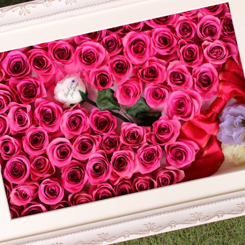 結婚式サプライズメッセージも一緒に永久保存|完成アップ