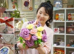 3000円生花アレンジメント2